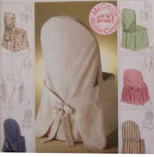 paper chair covers chair covers sewing pattern cover folding ladder back