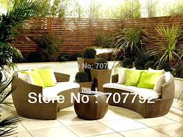 Sale Patio Furniture Sets by Patio Outdoor Rattan Sofa Sets Sale 6 Seater Rattan Effect Patio