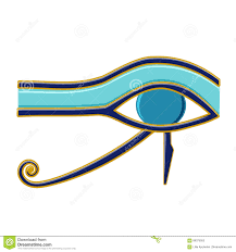 eye of horus symbol religion and myths ancient