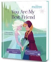 put story disney u0027s frozen friend