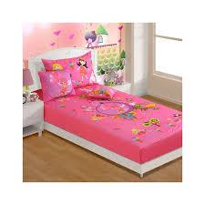 fairy bed buy fairy land kids single bed sheet digitally printed kids bed