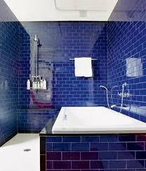 Blue Bathroom Pueblosinfronterasus - Blue bathroom 2