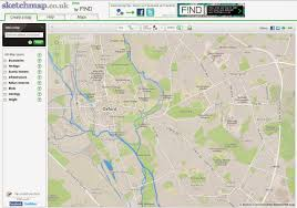 find maps find maps sketchmap gets openstreetmap os maps and