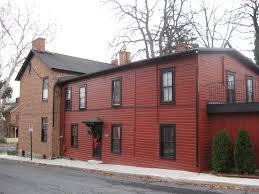 Farnsworth House Sweney House Farnsworth House Christmas Decorations Gettysburg