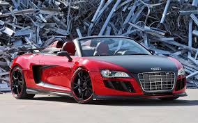 audi supercar convertible red abt audi r8 gt spyder front side view wallpaper car
