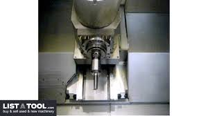 dmg gmx 400 linear 5 axis cnc bar lathe youtube