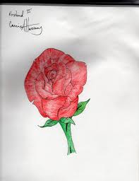 rosebud tattoo design by albel venex on deviantart