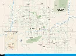 map of az printable travel maps of arizona moon travel guides
