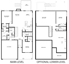 Cedar Home Floor Plans by Cedar Floorplan Hubbell Homes Building New Homes In Des Moines