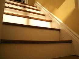 how to reface stair risers hgtv