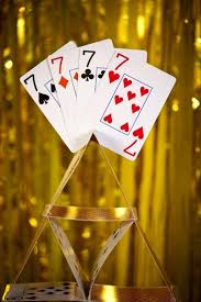 best 25 casino themed centerpieces ideas on casino