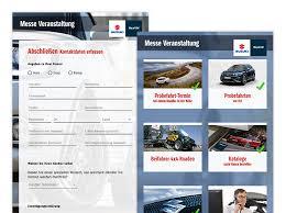 promo si e auto mobivention app entwicklung köln suzuki auto promo app