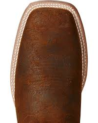 ariat men u0027s circuit hazer boot wide square toe 10019968