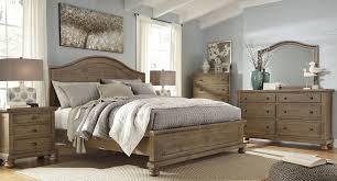 Ashley Furniture 14 Piece Bedroom Set Sale Light Brown Panel Bedroom Set