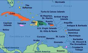 carribbean map from to the caribbean and how it s shaped our