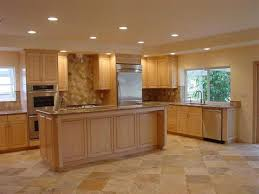 Maple Kitchen Islands Kitchen Color Schemes With Maple Cabinets Cabinet Regard To Island