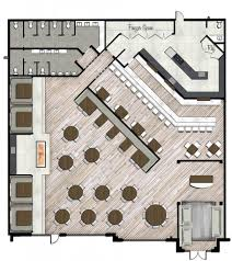 restaurant floor plans cafe and restaurant floor plan solution conceptdraw com building