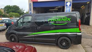 renault phoenix vans elite graphic design