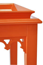Orange Console Table 70 Best Console Tables Images On Pinterest Console Tables