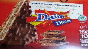 daim almondy swedish tårta youtube