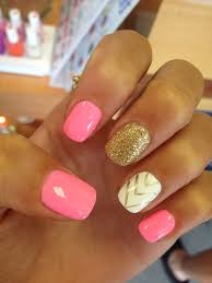best 25 gold acrylic nails ideas on pinterest classy acrylic
