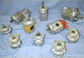 Haldex Barnes Gear Pump Industrial Equipment
