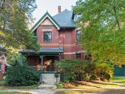 on the market a brick queen anne victorian in newton