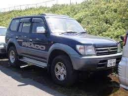 japanese vehicles toyota toyota land cruiser prado tx 4wd japanese used cars vehicles
