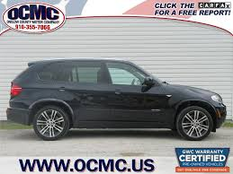 2013 bmw x5 xdrive50i used cars for sale at onslow county motor company