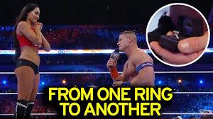 john cena birthday card wwe wrestlemania 33 results as brock lesnar challenged goldberg