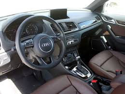 Audi Q3 Interior Pictures 2016 Audi Q3 Road Test And Review Autobytel Com