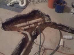 Basement Bathroom Rough Plumbing Basement Bathroom Under Slab Plumbing Plumbing Diy Home