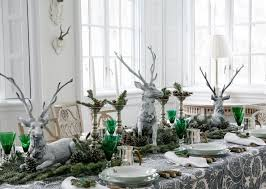 Christmas Deer Table Decorations by 400 Best Christmas Decorations Christmas Images On Pinterest
