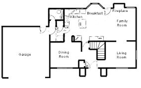 family room floor plans floor plans tucker homes inc