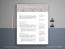 resume template 4 page artist cv resume templates creative