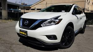 2017 nissan murano platinum interior 2017 nissan murano platinum w technology package in 4k youtube