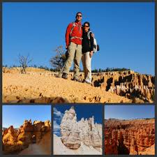 Utah travel information images Zion national park bryce canyon national park he she eat