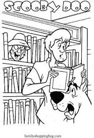 96 scooby doo images coloring books scooby