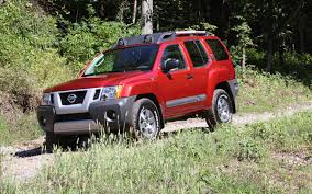 2012 nissan xterra reviews and rating motor trend