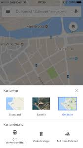 Google Maps Navigation Google Maps So Ersetzen Sie Das Navi Komplett Pctipp Ch