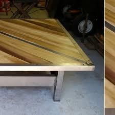 Custom Coffee Table by Adventus Fabrication
