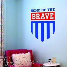 Interior Design 21 Easy To - 21 best patriotic themed wall art images on pinterest vinyls