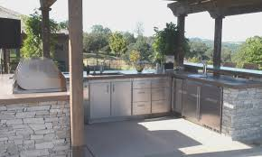 stainless steel cabinets for outdoor kitchens kitchen creative stainless steel outdoor kitchen cabinets