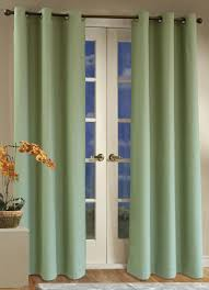 Green Eclipse Curtains Interior 63 Inch Blackout Curtains