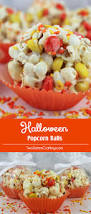 popcorn for halloween halloween popcorn balls two sisters crafting