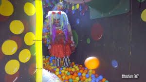 circus big top terror maze with ball pit queen mary u0027s dark