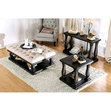 cushion top coffee table furniture cushion coffee table with storage tufted leather cushion