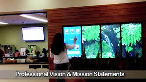 digital donor recognition system youtube