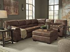 microfiber sectional with ottoman microfiber sectional sofas loveseats chaises ebay