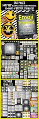 Pinterest Classroom Decor by Emoji Theme Classroom Decor Editable Back To Emoji